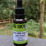 Big Sky Botanicals Water Soluble Tincture Review